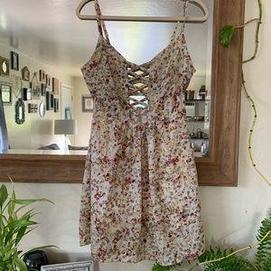 Costa Blanca Floral Summer Dress